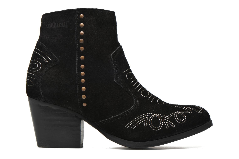 Stiefeletten & Boots Coolway Bala schwarz ansicht von hinten