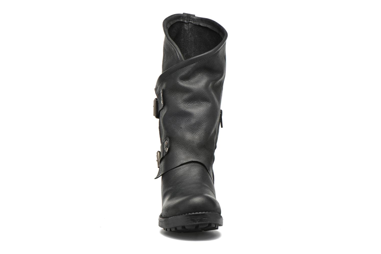 Bottines et boots Coolway Alida Noir vue portées chaussures