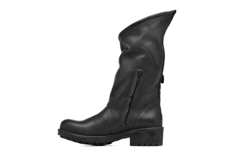 Bottines et boots Coolway Alida Noir vue face