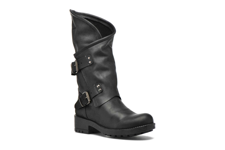 Bottines et boots Coolway Alida Noir vue détail/paire
