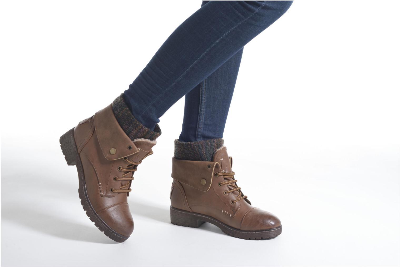 Stiefeletten & Boots Coolway Bringit grau ansicht von unten / tasche getragen