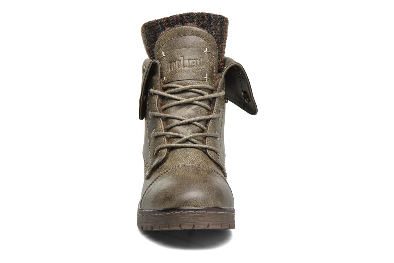 Bottines et boots Coolway Bringit Gris vue portées chaussures