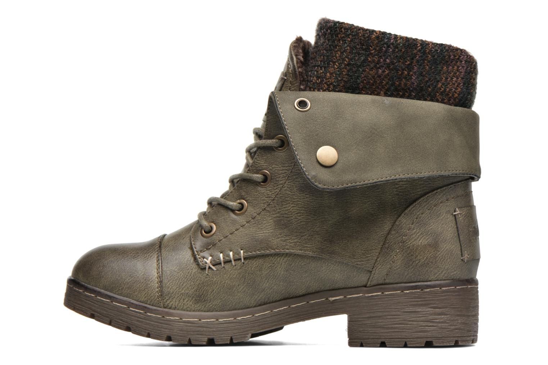Bottines et boots Coolway Bringit Gris vue face