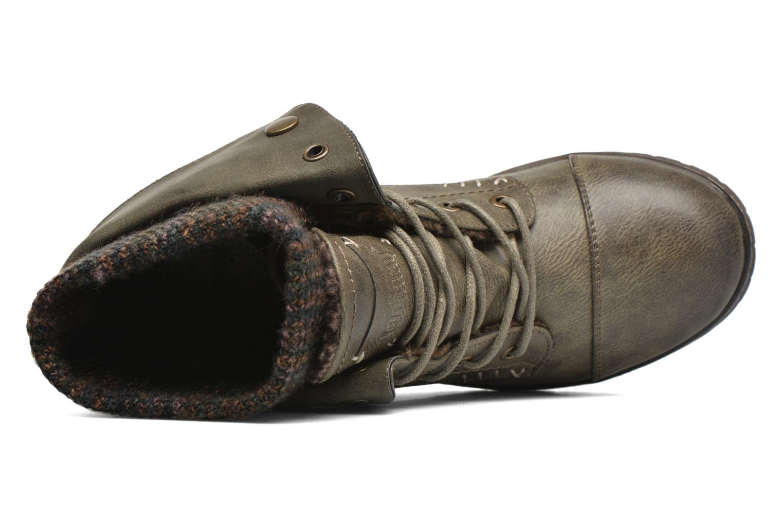Bottines et boots Coolway Bringit Gris vue gauche