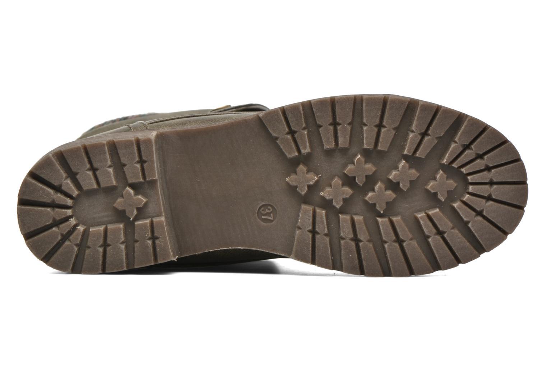 Stiefeletten & Boots Coolway Bringit grau ansicht von oben