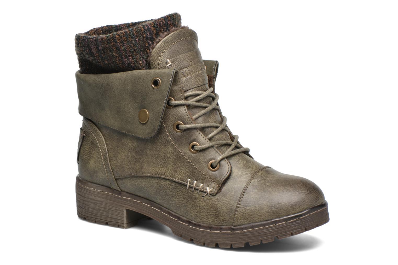 Bottines et boots Coolway Bringit Gris vue détail/paire