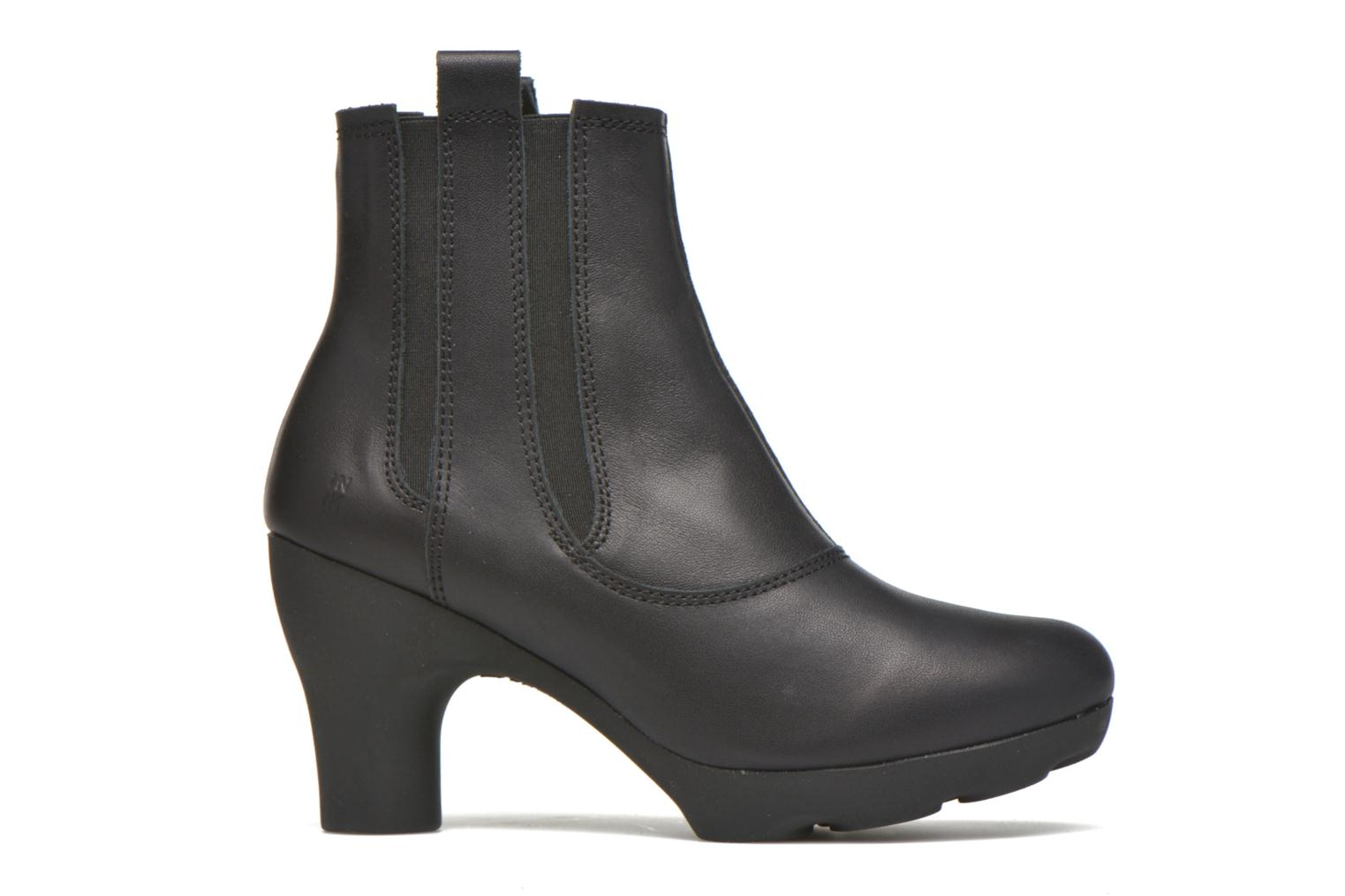 Ankle boots El Naturalista Octopus NC18 Black back view
