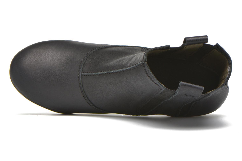 Stiefeletten & Boots El Naturalista Octopus NC18 schwarz ansicht von links