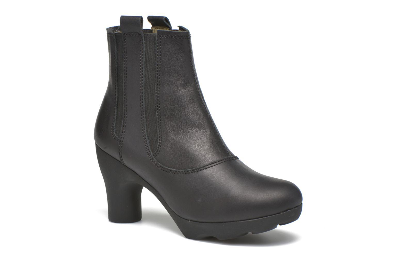 Zapatos especiales para hombres y mujeres El Naturalista Octopus NC18 (Negro) - Botines  en Más cómodo