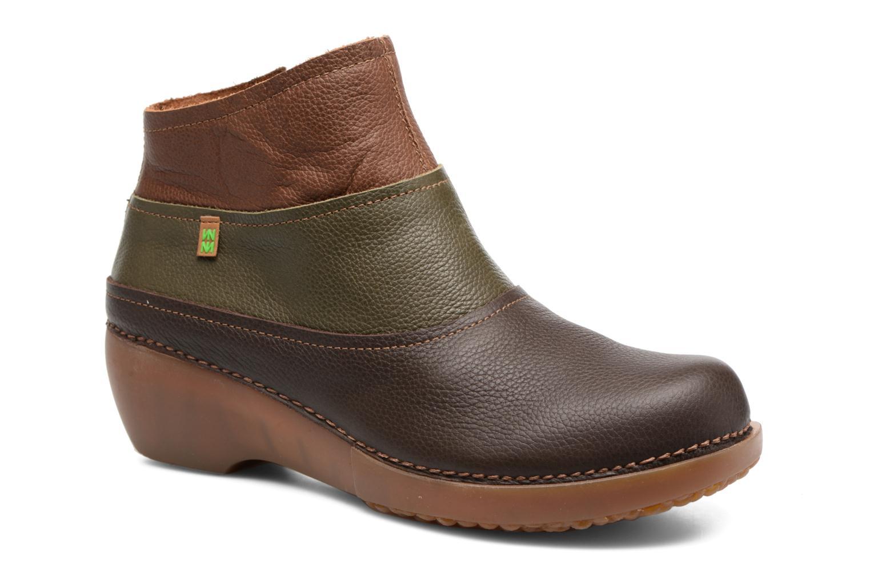 Grandes descuentos últimos zapatos El Naturalista Tricot NC79 (Marrón) - Botines  Descuento
