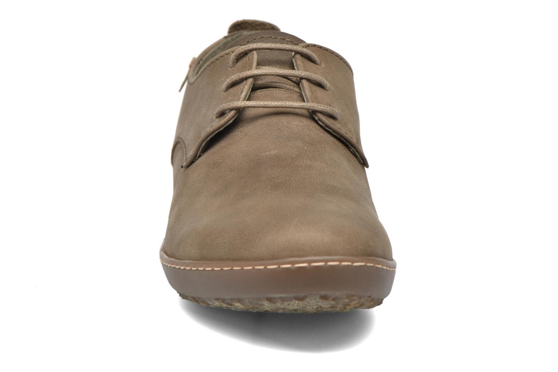 Chaussures à lacets El Naturalista Bee ND89 Vert vue portées chaussures