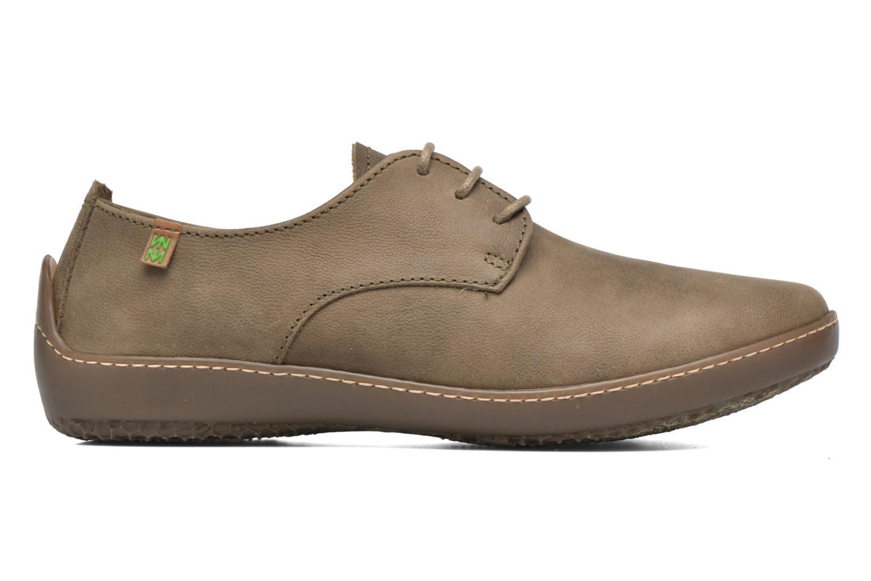 Chaussures à lacets El Naturalista Bee ND89 Vert vue derrière