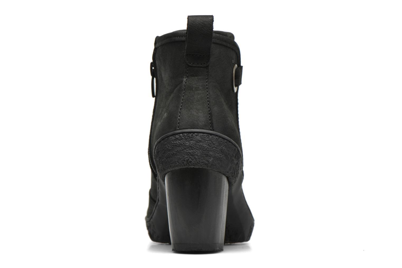 Stiefeletten & Boots El Naturalista Lichen NF71 schwarz ansicht von rechts