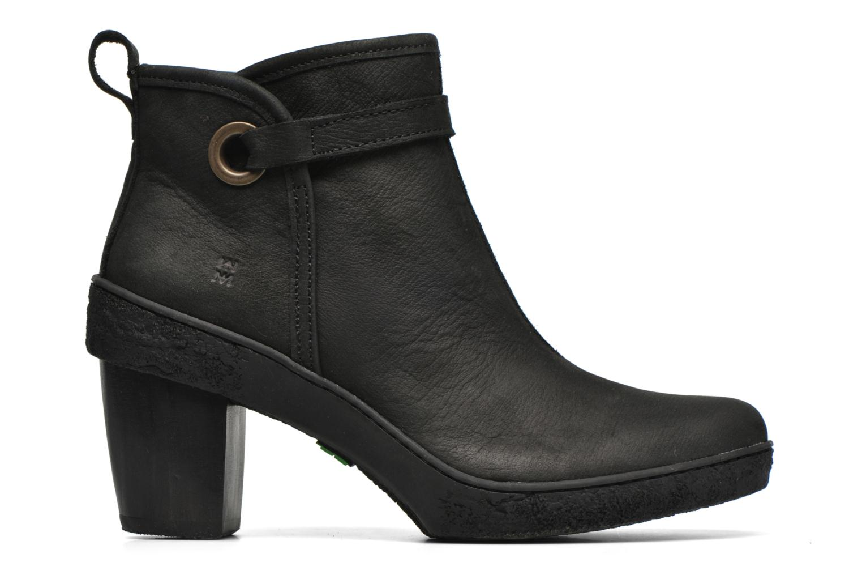 Stiefeletten & Boots El Naturalista Lichen NF71 schwarz ansicht von hinten