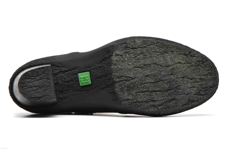Stiefeletten & Boots El Naturalista Lichen NF71 schwarz ansicht von oben