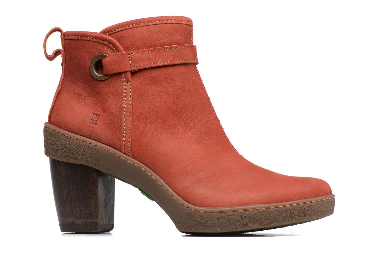 Stiefeletten & Boots El Naturalista Lichen NF71 rot ansicht von hinten