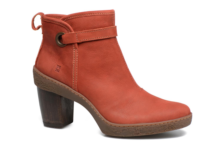 Stiefeletten & Boots El Naturalista Lichen NF71 rot detaillierte ansicht/modell