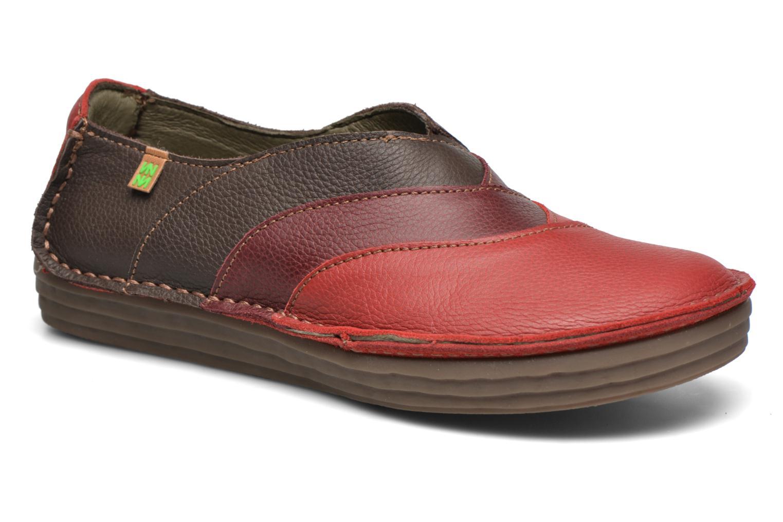Grandes descuentos últimos zapatos El Naturalista Rice Field NF84 (Rojo) - Mocasines Descuento