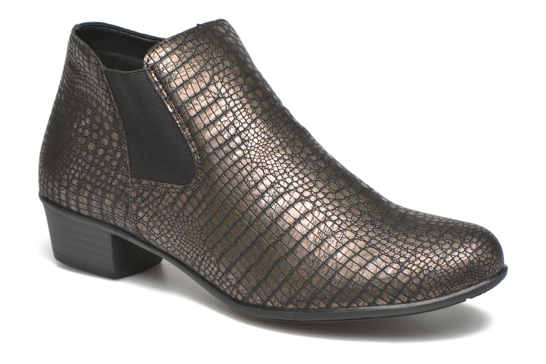 Stiefeletten & Boots Remonte Miryam D3570 gold/bronze detaillierte ansicht/modell