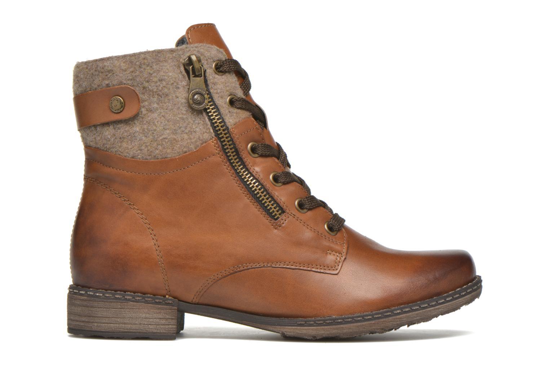 Bottines et boots Remonte Alexandra D4379 Marron vue derrière