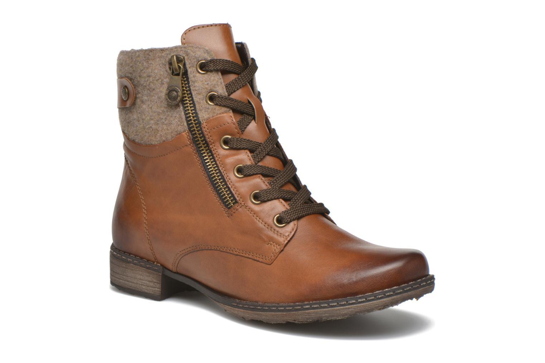 Bottines et boots Remonte Alexandra D4379 Marron vue détail/paire