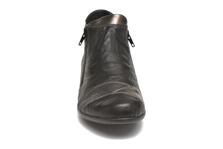 Stiefeletten & Boots Remonte Laure R9883 schwarz schuhe getragen