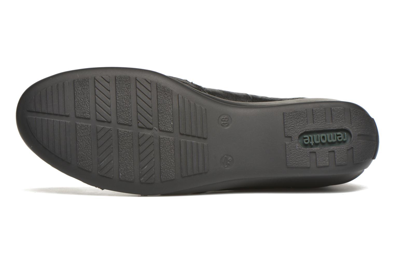 Boots en enkellaarsjes Remonte Laure R9883 Zwart boven