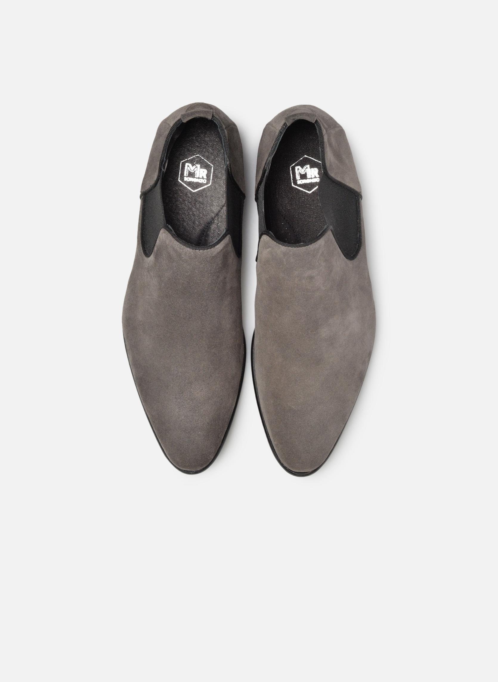 Bottines et boots Mr SARENZA Toddown Gris vue portées chaussures