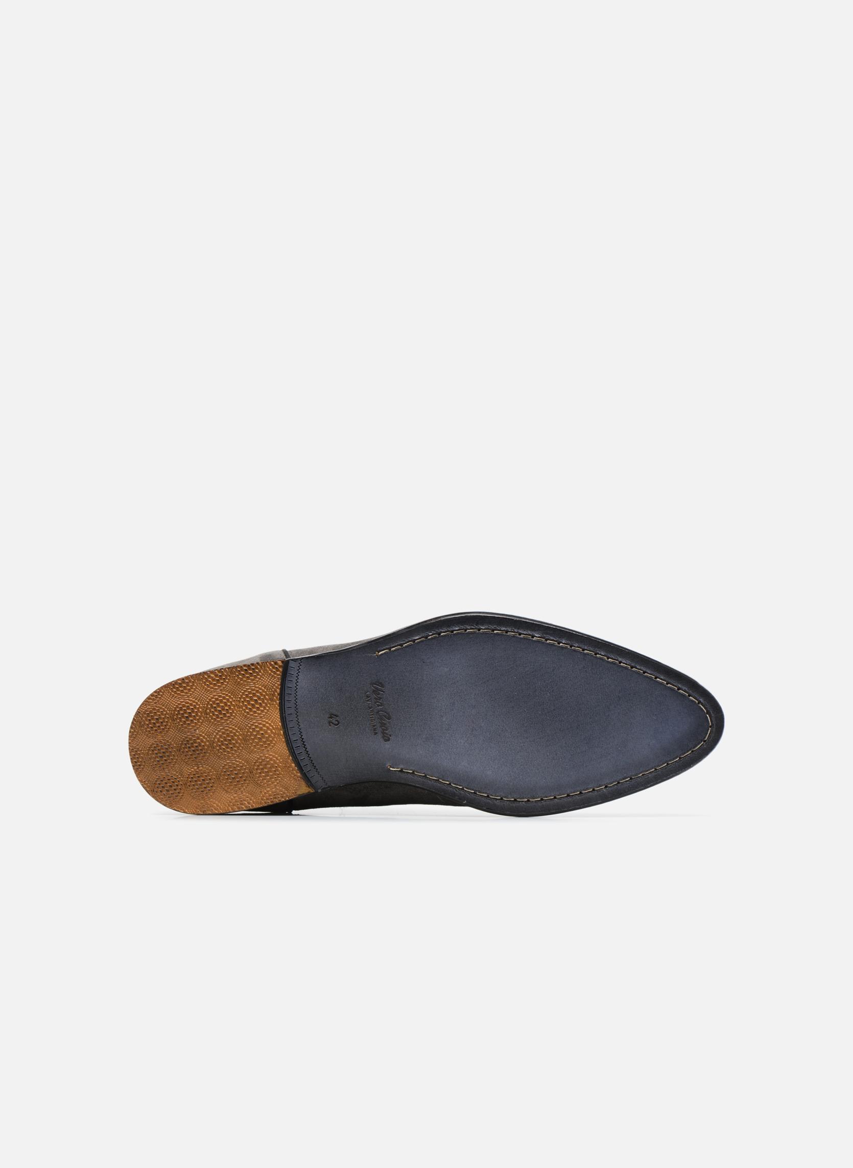 Bottines et boots Mr SARENZA Toddown Gris vue haut