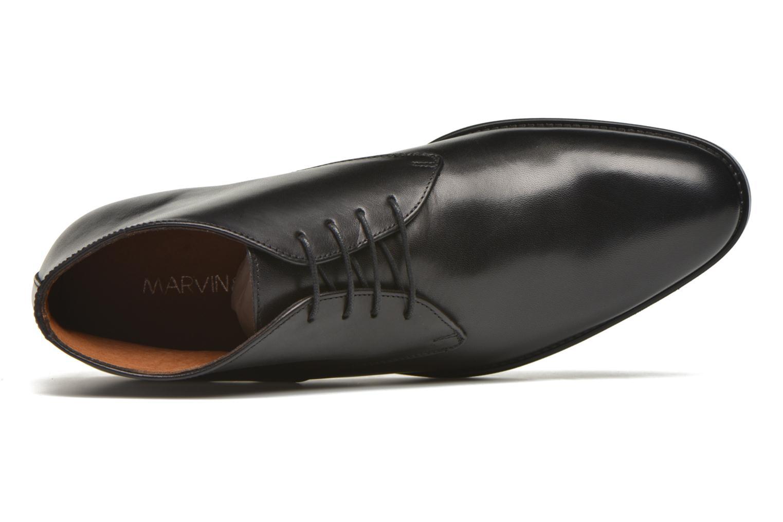 Boots en enkellaarsjes Marvin&Co Tipton Zwart links
