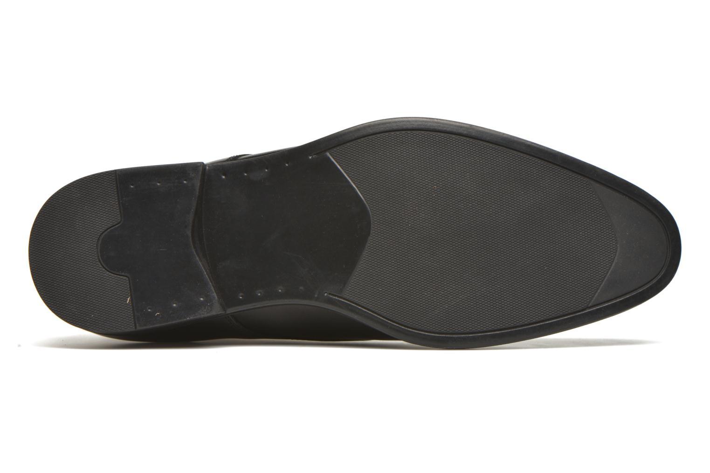 Scarpe con lacci Marvin&Co Tipton Nero immagine dall'alto
