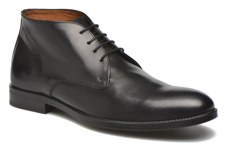 Boots en enkellaarsjes Marvin&Co Tipton Zwart detail