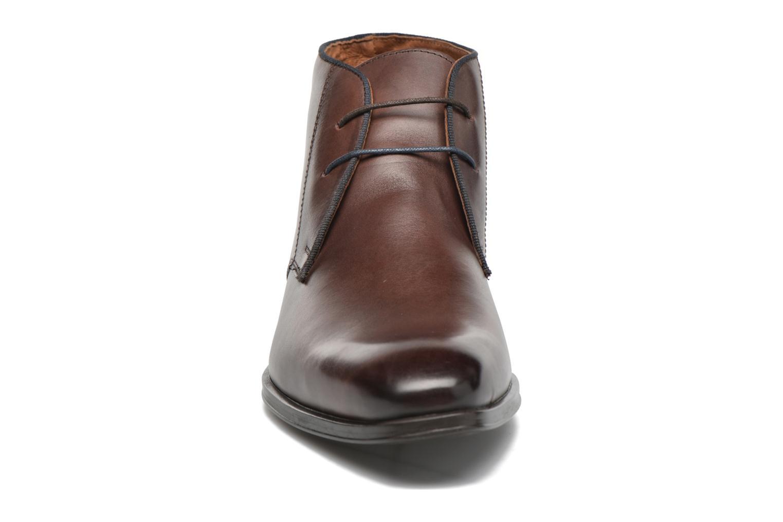 Chaussures à lacets Marvin&Co Torbay Marron vue portées chaussures