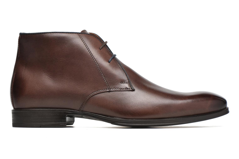 Chaussures à lacets Marvin&Co Torbay Marron vue derrière