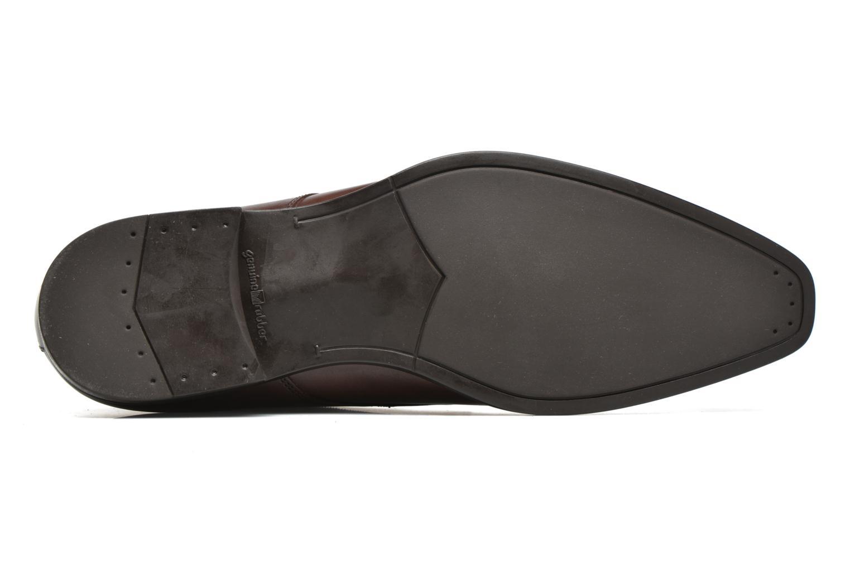 Chaussures à lacets Marvin&Co Torbay Marron vue haut