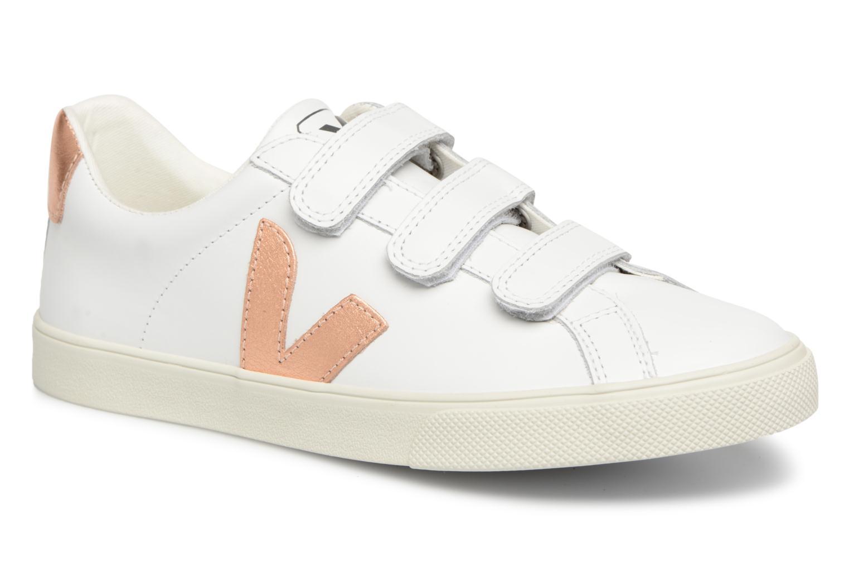 Grandes descuentos últimos zapatos Veja 3 Lock (Blanco) - Deportivas Descuento