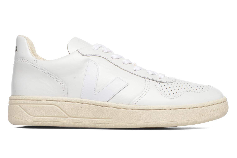 Sneaker Veja V-10 W weiß ansicht von hinten
