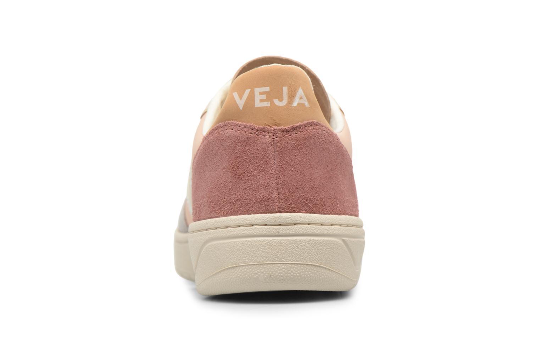 Sneakers Veja V-10 W Beige rechts