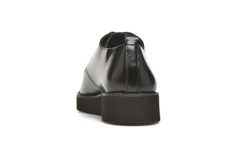 Chaussures à lacets Karston ORON *Mul Vo Box Kid NOIR ~Doubl & 1ere CUIR Noir vue droite
