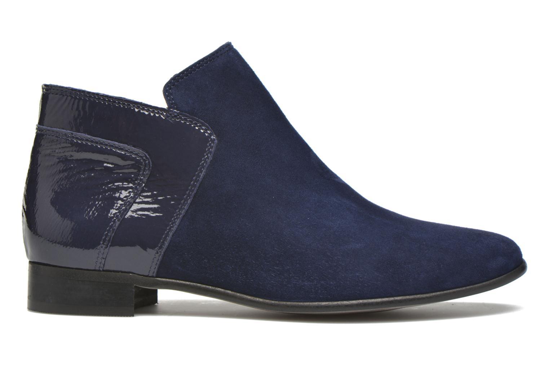 Bottines et boots Karston JOTINI #Multi Ch Vel OCEAN ~Doubl & 1ere CUIR Bleu vue derrière