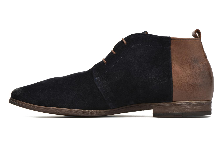 Zapatos con cordones Kost Zepi76 Azul vista de frente