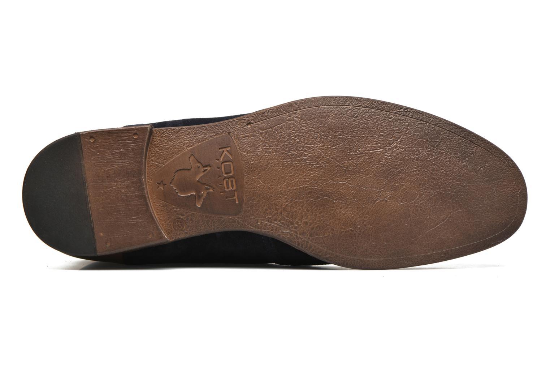 Chaussures à lacets Kost Zepi76 Bleu vue haut