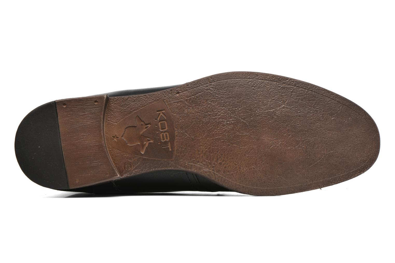 Zapatos con cordones Kost Zepee21 Negro vista de arriba