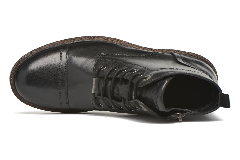 Bottines et boots Pepe jeans Vivek Boot Noir vue gauche