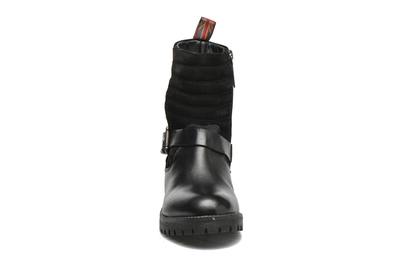 Bottines et boots Pepe jeans Helen Padded Noir vue portées chaussures