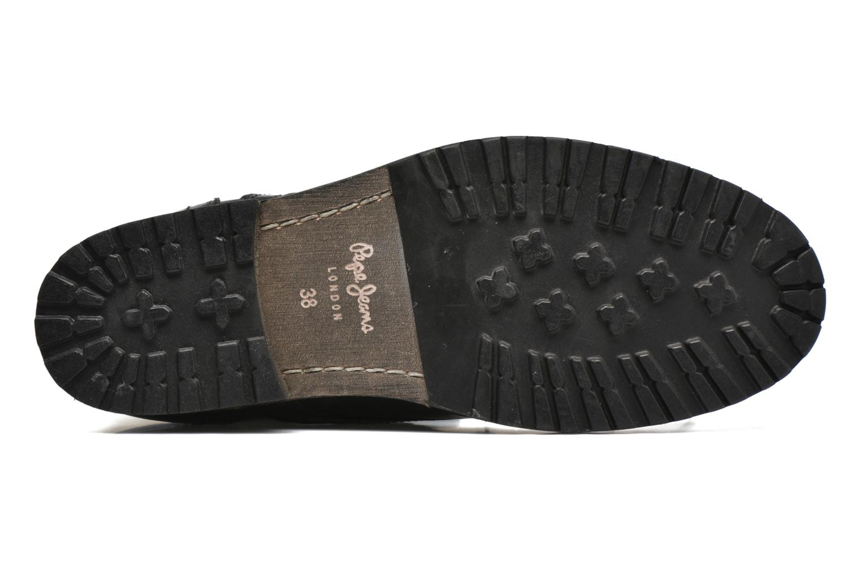 Melting W. Zipper Black