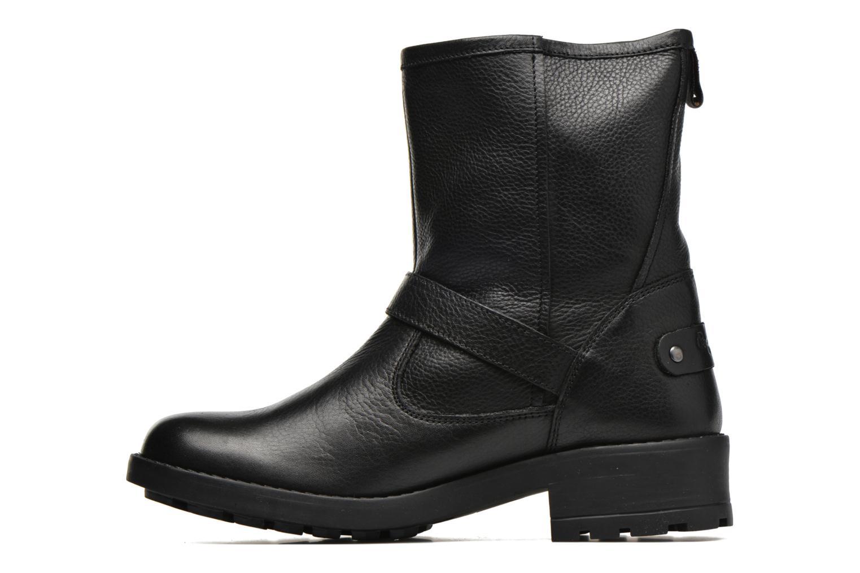 Bottines et boots Pepe jeans Agra Solid Noir vue face