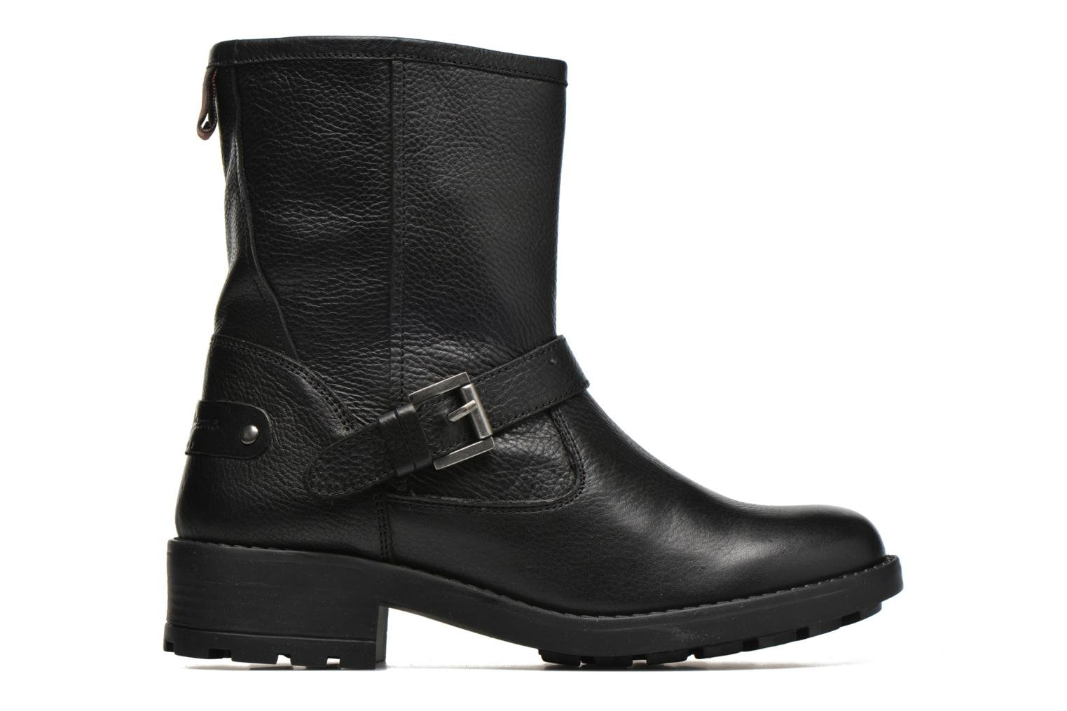 Botines  Pepe jeans Agra Solid Negro vistra trasera
