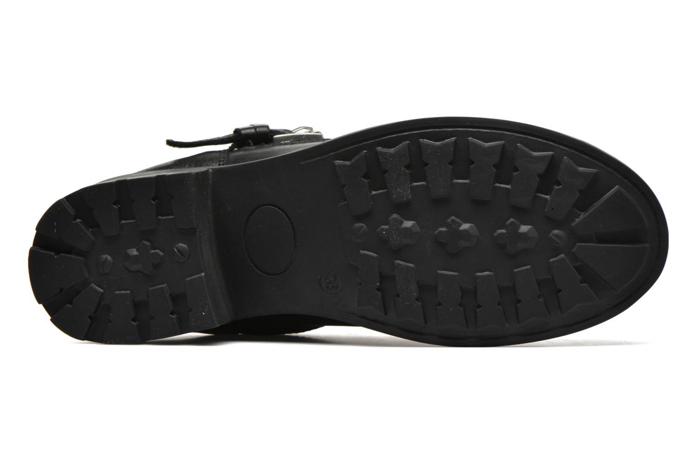 Bottines et boots Pepe jeans Agra Solid Noir vue haut