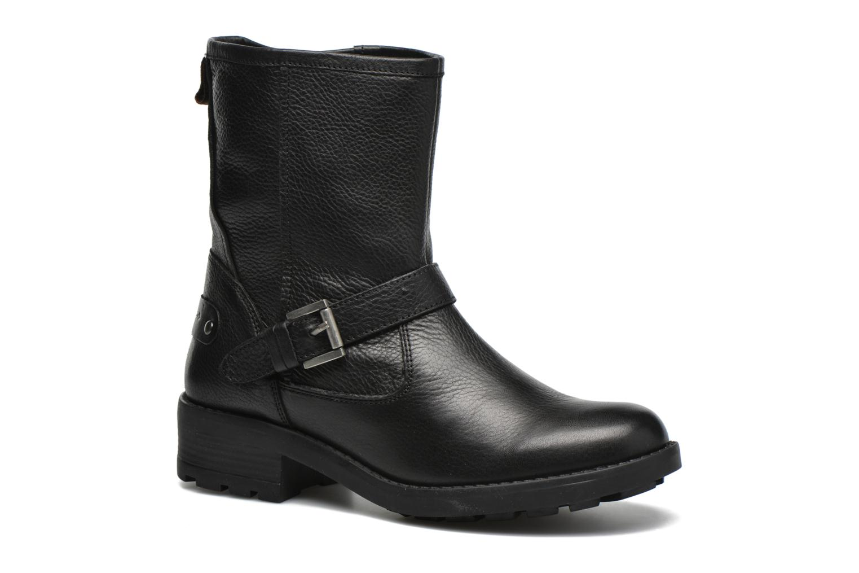 Bottines et boots Pepe jeans Agra Solid Noir vue détail/paire